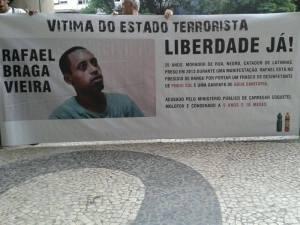 Ato liberdade presos políticos 1