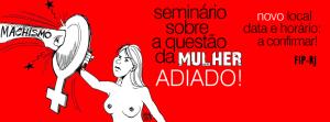 seminário mulher