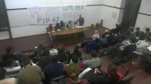 seminário não vote