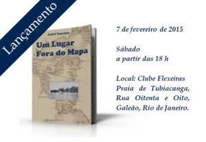 lançamento livro Tubiacanga